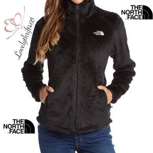 The North Face Osito Jacket Full Zip
